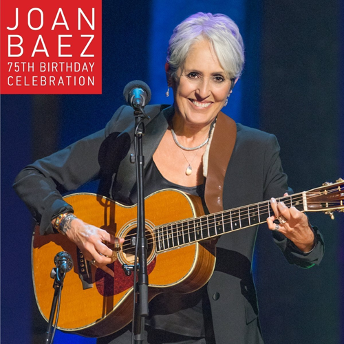 Joan Baez 75th Birthday Celebration - Deluxe Edition (2CD+DVD)