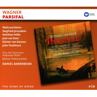 Wagner: Parsifal (4CD)
