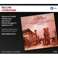 Bellini: I Puritani (3CD)
