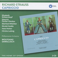 Strauss: Capriccio (2CD)