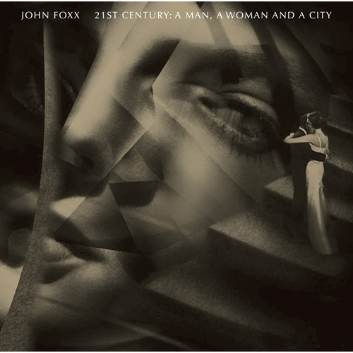 21st Century: A Man, A Woman And A City (CD)