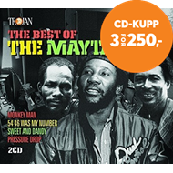 Produktbilde for The Best Of The Maytals (2CD)
