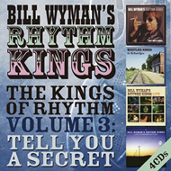 Produktbilde for The Kings Of Rhythm Volume 3: Tell You A Secret (4CD)