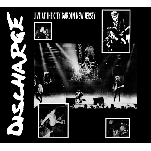 Live At City Garden New Jersey (CD)