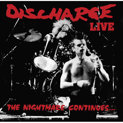 The Nightmare Continues (CD)