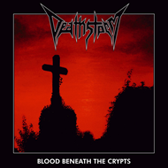 Blood Beneath The Crypts (CD)