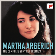 Martha Argerich - The Complete Sony Recordings (5CD)