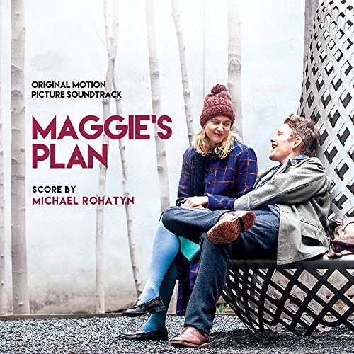 Maggie's Plan - Original Motion Picture Soundtrack (CD)