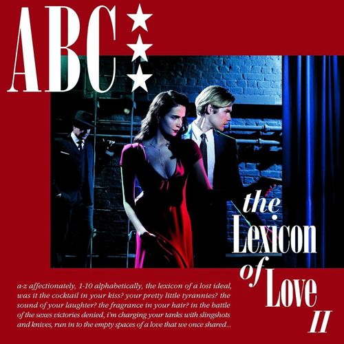 The Lexicon Of Love II (CD)
