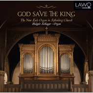 Halgeir Schiager - God Save The King (CD)