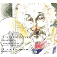 Runar Kjeldsberg - Divertissements Vol. 2 (2CD)
