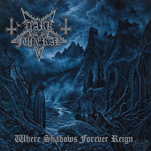 Where Shadows Forever Resign (CD)