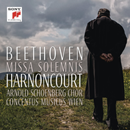 Beethoven: Missa Solemnis In D Major, Op. 123 (CD)