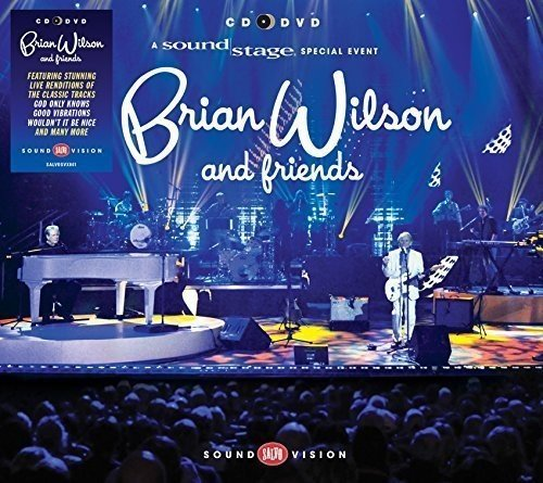 Brian Wilson & Friends (m/DVD) (CD)