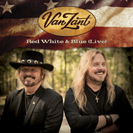 Red White & Blue (Live) (CD)