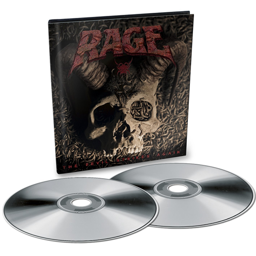 The Devil Strikes Again - Limited Digibook Edition (2CD)
