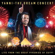 Produktbilde for The Dream Concert: Live From The Great Pyramids Of Egypt (m/DVD) (CD)