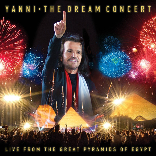 The Dream Concert: Live From The Great Pyramids Of Egypt (m/DVD) (CD)