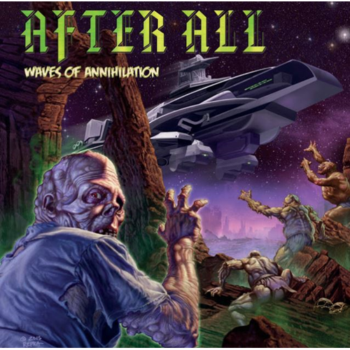 Waves Of Annihilation (CD)