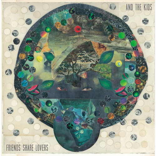 Friends Share Lovers (CD)