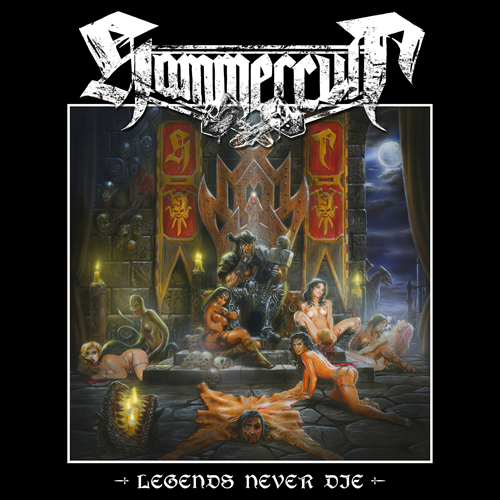 Legends Never Die EP (CD)