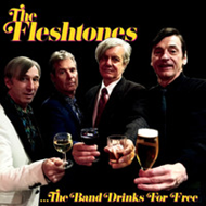 The Band Drinks For Free (CD)