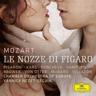 Produktbilde for Mozart: Le Nozza Di Figaro (3CD)