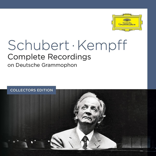 Wilhelm Kempff - Schubert: Complete Recordings On Deutsche Grammophon (9CD)