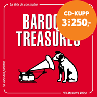 Produktbilde for Baroque Treasures - Nipper Series (2CD)