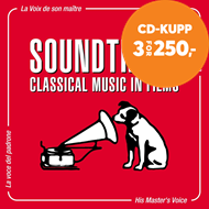 Produktbilde for Soundtrack: Classical Music In Films - Nipper Series (2CD)