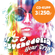 Produktbilde for Psychedelia - A 50 Year Trip (2CD)