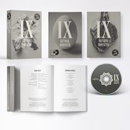 Produktbilde for IX - 25 Årsjubileum (3CD+DVD+Bok)