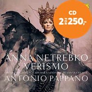 Produktbilde for Anna Netrebko - Verismo (CD)