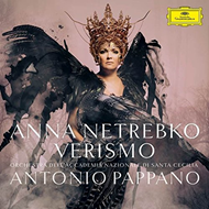 Anna Netrebko - Verismo: Deluxe Edition (m/DVD) (CD)