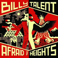 Afraid Of Heights (CD)
