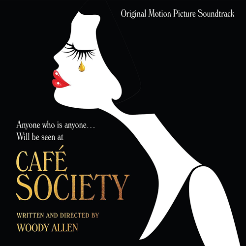 Cafe Society - Original Motion Picture Soundtrack (CD)