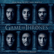 Produktbilde for Game Of Thrones - Music From The HBO Series Season 6 (CD)