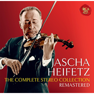 Jascha Heifetz - The Complete Stereo Collection (24CD)