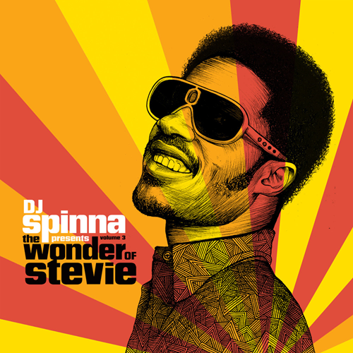 DJ Spinna Presents The Wonders Of Stevie Vol. 3 (2CD)