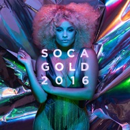 Soca Gold 2016 (m/DVD) (CD)