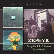 Going Back To Colorado/Sunset Ride (CD)