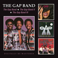 The Gap Band/The Gap Band II/The Gap Band III (2CD Remastered)