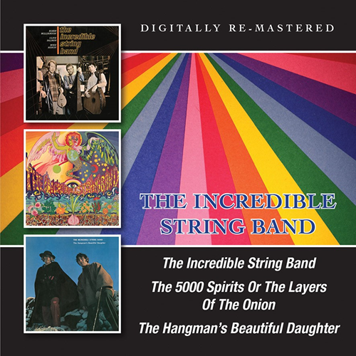 The Incredible String Band/The 5000 Spirits Or The Layers Of The Onion/The Hangman's Beautiful Daugh (2CD Remastered)
