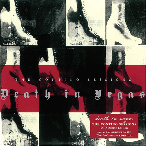 The Contino Sessions - Deluxe Edition (2CD)