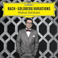 Mahan Esfahani - Bach: Goldberg Variations (CD)
