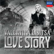 Valentina Lisitsa - Love Story: Piano Themes From Cinema's Golden Age (CD)
