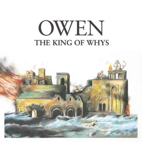 The King Of Whys (CD)