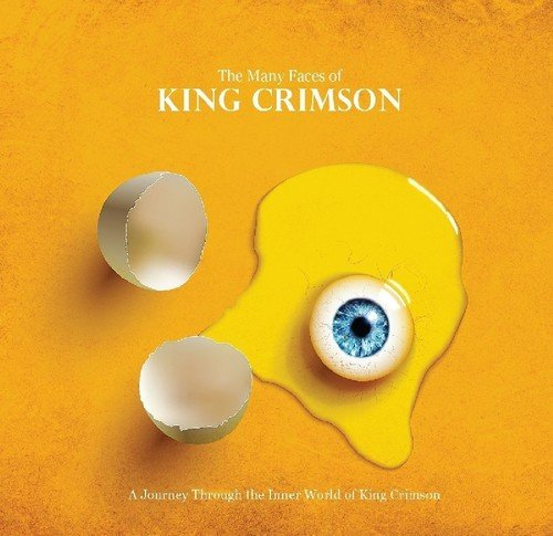 The Many Faces Of King Crimson (3CD)