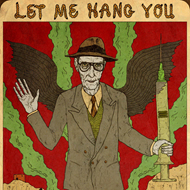 Let Me Hang You (CD)