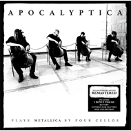 Apocalyptica Plays Metallica By Four Cellos (Remastered) (CD)